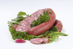 sausage Foto de Stock Royalty Free