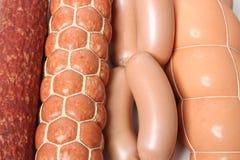 sausage Imagem de Stock Royalty Free