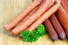 Sausage_8 Stock Photos