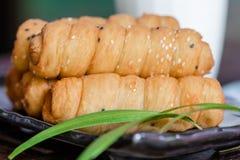 Sausage Bread Royalty Free Stock Photos