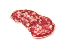 Sausage closeup Stock Image