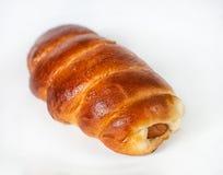 Sausage dough Royalty Free Stock Image