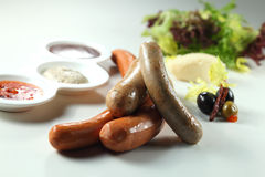 Sausage Royalty Free Stock Images