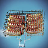 Sausage Grill Stock Photography