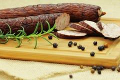 Sausage Royalty Free Stock Images