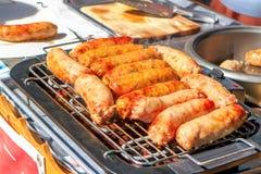 Sausage Northeastern Style Royalty Free Stock Photo