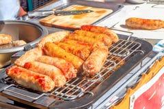 Sausage Northeastern Style Stock Photos