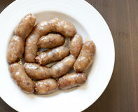 Sausage Northeastern Style Royalty Free Stock Photography