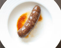 Sausage Northeastern Style Stock Photo