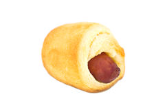 Sausage Roll Royalty Free Stock Photos