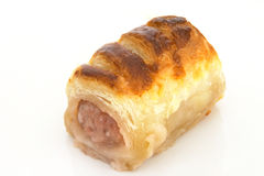 Sausage roll 3 Stock Photography