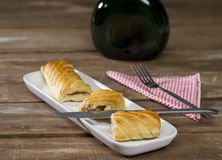 Sausage Rolls Royalty Free Stock Photos