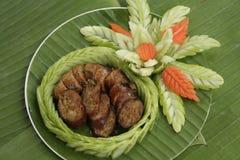 Sausage Sai Auo Royalty Free Stock Image