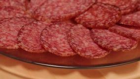 Sausage stock footage