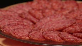 Sausage stock video