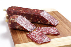 Sausage smoked royalty free stock images