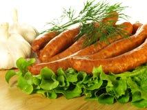 Sausage sticks Stock Photo