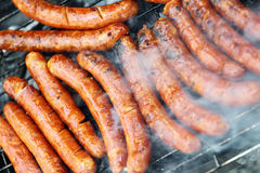 Sausages Stock Image