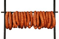 Sausages Royalty Free Stock Photo
