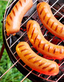 Sausages Stock Images