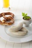 Sausages Royalty Free Stock Photos