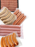 Sausages Collection Royalty Free Stock Photo