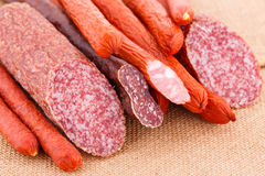 Sausages Stock Photos