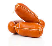 Sausages Royalty Free Stock Images