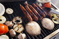 Grillin' Stock Images