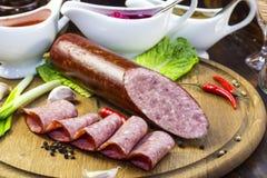 Sausages Royalty Free Stock Image