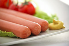 Sausages2 Stock Image