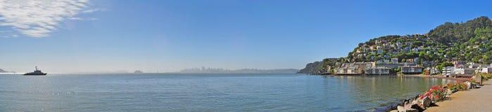 Sausalito,加利福尼亚,美利坚合众国,美国 免版税图库摄影