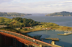 Sausalito Royalty Free Stock Images