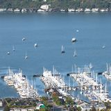 Sausalito, California Royalty Free Stock Photos