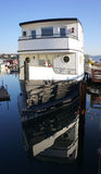 Sausalito Houseboat Royalty Free Stock Images