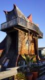 Sausalito houseboat Royalty Free Stock Photos