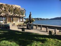 Sausalito, la Californie photos libres de droits