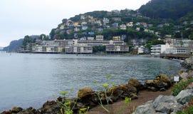 Sausalito, San Francisco, California imagen de archivo