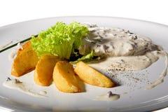 κρέας sause Στοκ Εικόνες