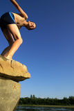 saut Photo stock