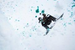 saut extrême Photos libres de droits