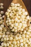 Sauter de millet photo stock