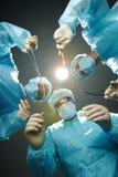 Sauvegarder un patient photographie stock