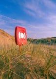 Sauvetage de plage, Ecosse photo stock