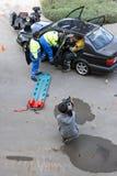 Sauvetage de secours Image libre de droits