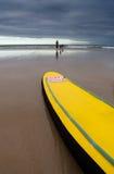 Sauvetage de vague déferlante Photographie stock
