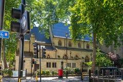 Sauveur Pimlico de saint à Londres, R-U images libres de droits