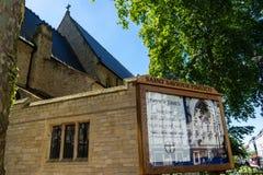 Sauveur Pimlico de saint à Londres, R-U photographie stock libre de droits