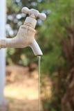 Sauvez l'eau Photos libres de droits