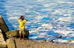 Sauvez la planète Image libre de droits